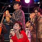 cantante oriental orquesta de la luz
