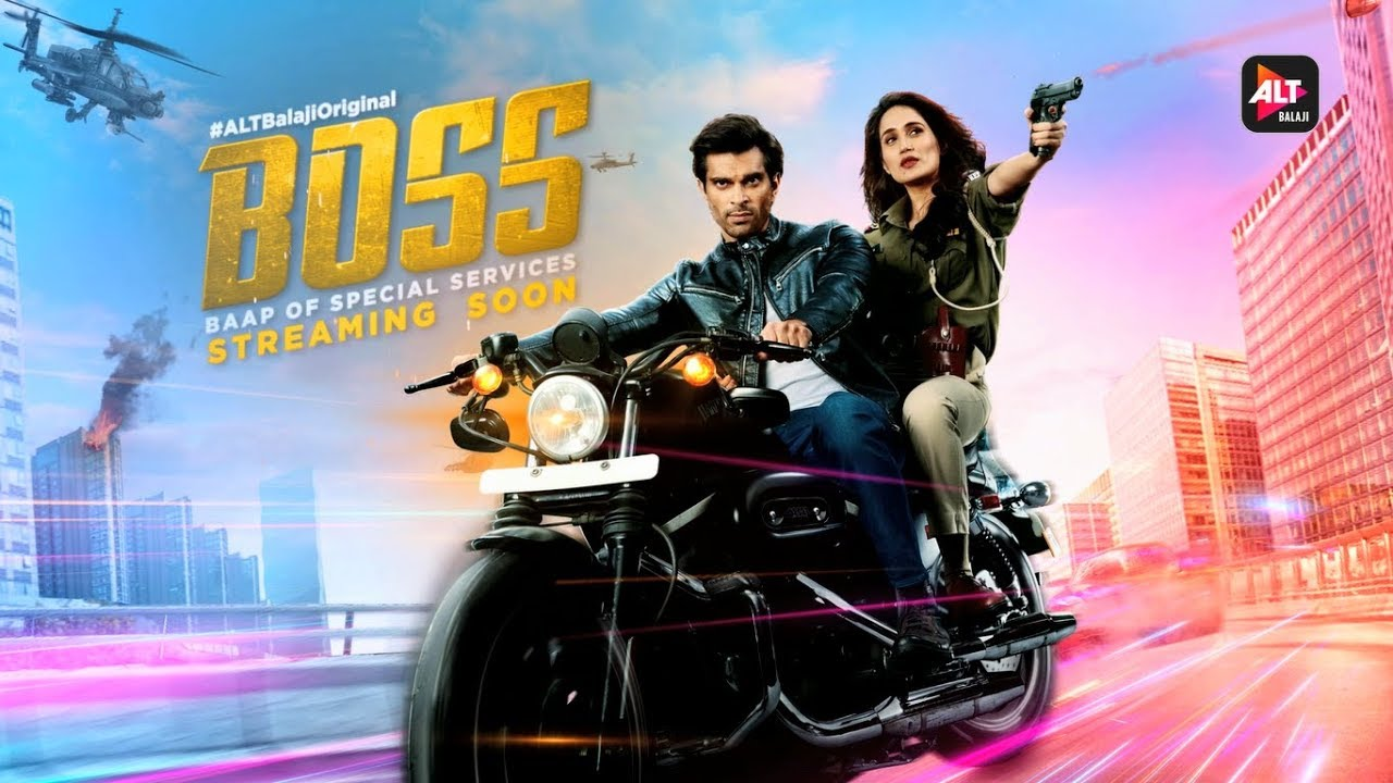 ALTBalaji Boss Baap Of Special Services Release Date, Trailer