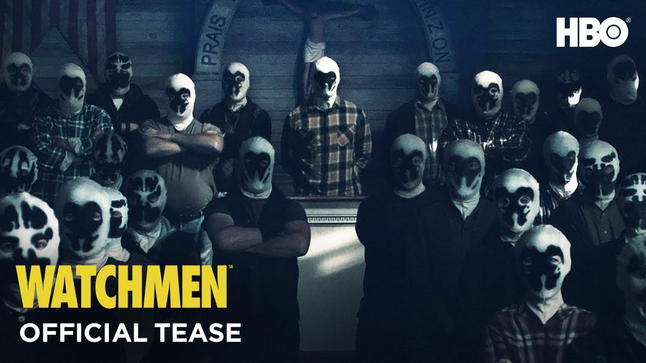 Watchmen HBO Superhero Series Release Date, Cast, Trailer