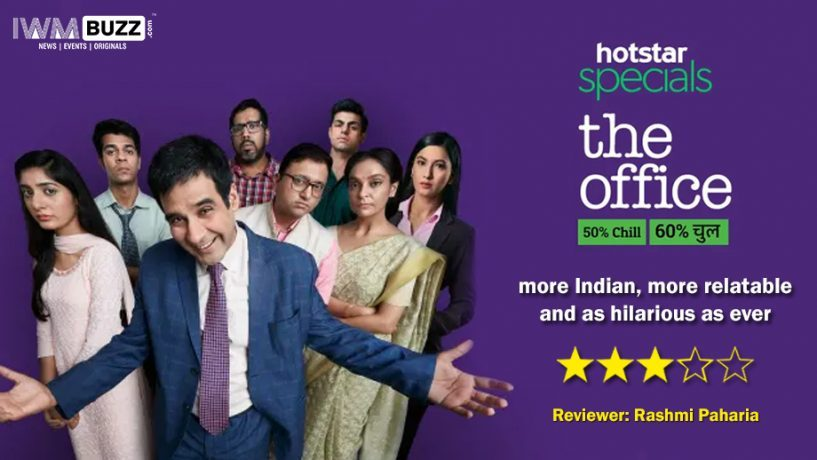 Hotstar The Office Season 2 Release Date, Cast, Trailer