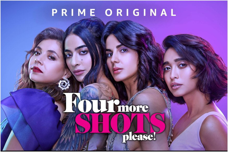 Amazon Prime Four More Shots Please Season 3 Launch Date, Cast, Trailer, Plot