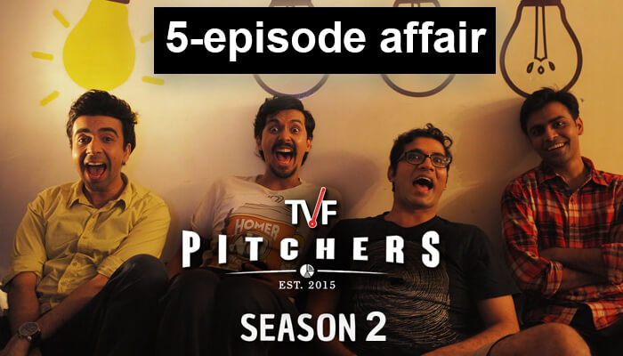 TVF Pitchers Season 2 Release Date, Cast, Trailer