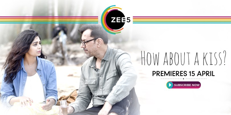 Zee5 How about a kiss? Release Date, Cast, Trailer, Plot, Review