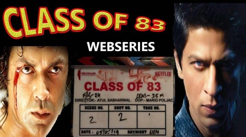 Class of 83 Netflix Release Date, Cast, Story, Trailer