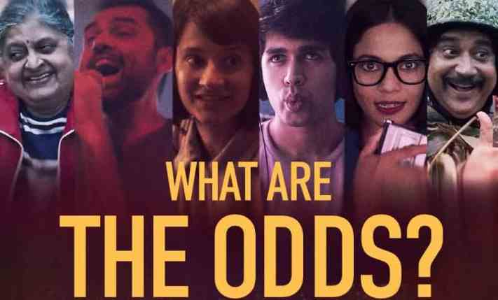 Netflix What Are THE ODDS Movie Review, Release Date, Cast, Trailer, Story