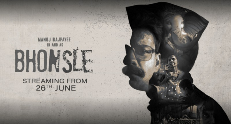 SonyLIV Bhonsle Movie Review, Story, Cast Performance, Trailer