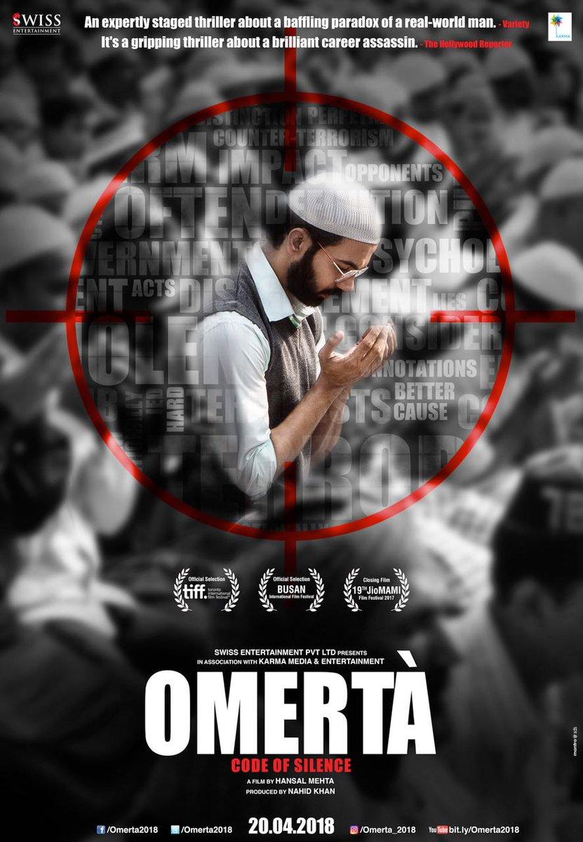 Zee5 Omerta Film Release Date, Cast, Trailer, Story