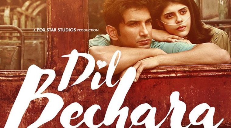 Disney+ Hotstar Dil Bechara Movie Release Date, Cast, Trailer, Story, OTT