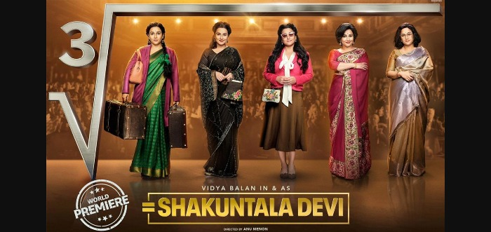 Vidya Balan's Shakuntala Devi Movie Review – Genius, Stubbornness and Arrogance