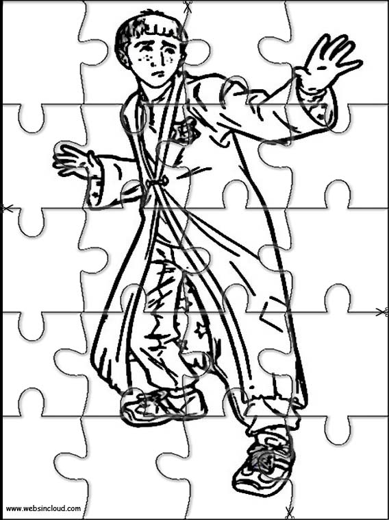 Harry Potter Printable Puzzle 27