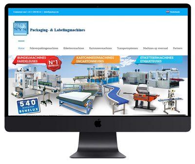Webdesigner Antwerpen