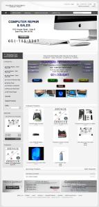 oscommerce website image