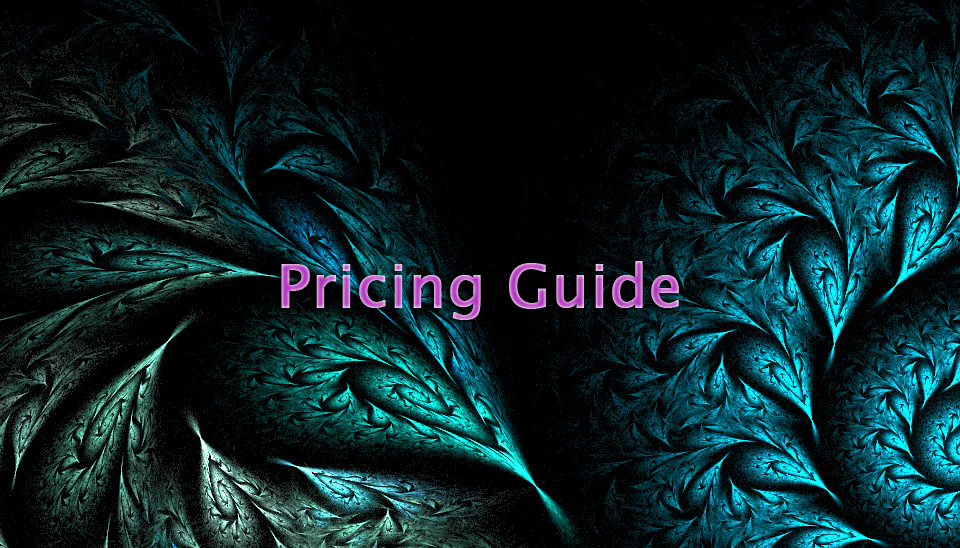 Website Price Guide