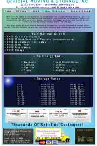 Services Ad Design