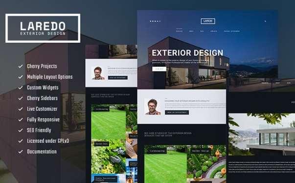 Home Remodeling Website Design Image