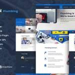 Plumbing Website Design Image image