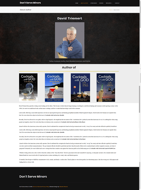 dontserveminors author page image