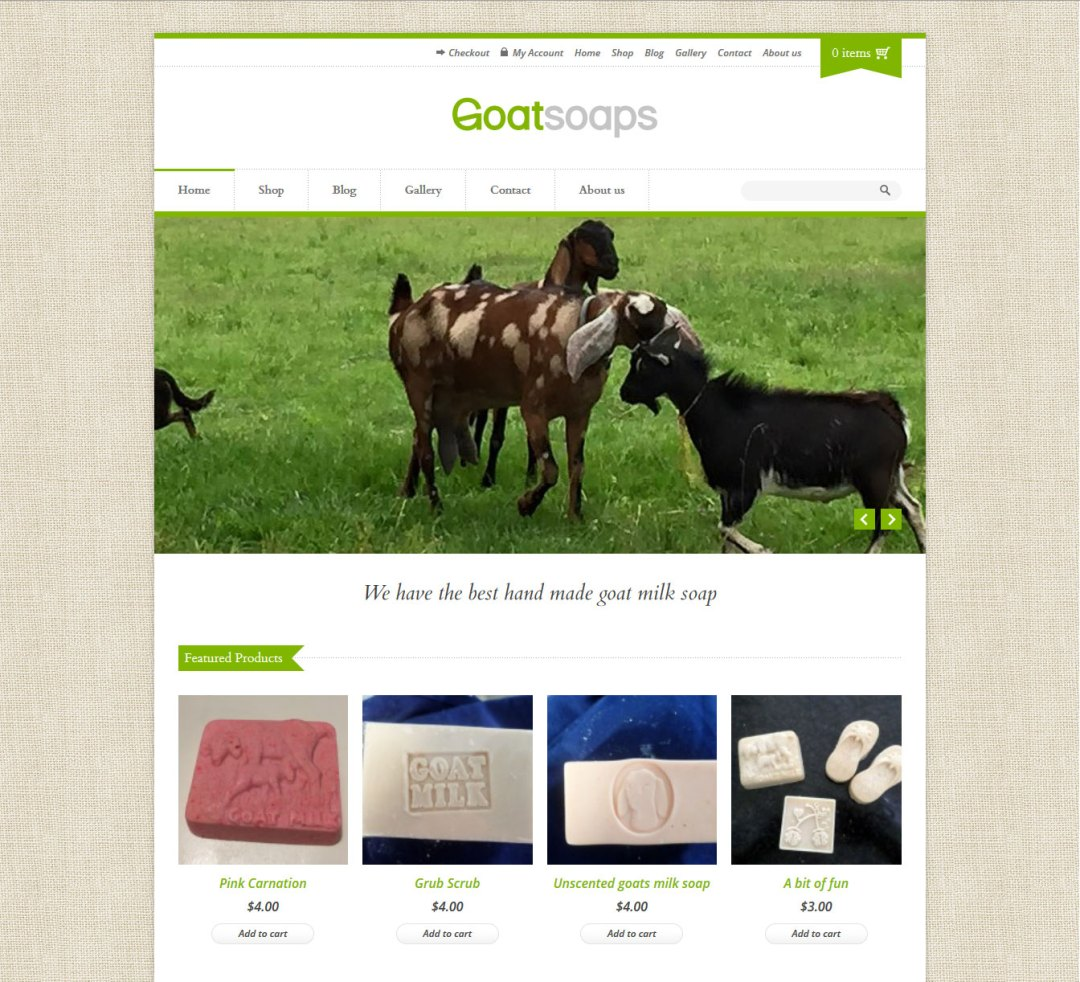Goat Soaps