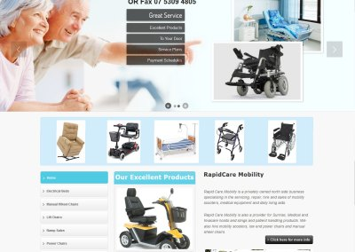 Rapid Care Mobility