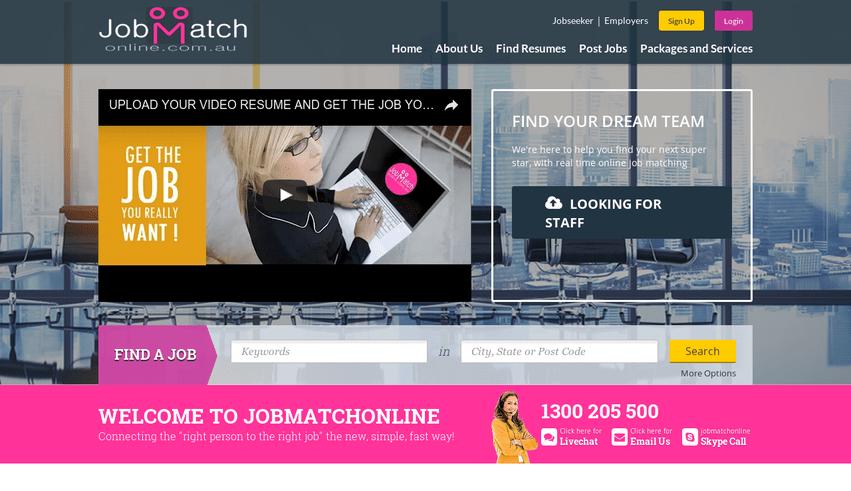 Job Match Online