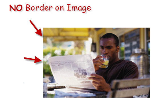how to add padding to image