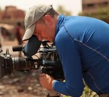 Freemance Cameraman Mike Sumner tops Google