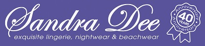 Website Design in Cheltenham has lifted Sandra Dee's online lingerie sales