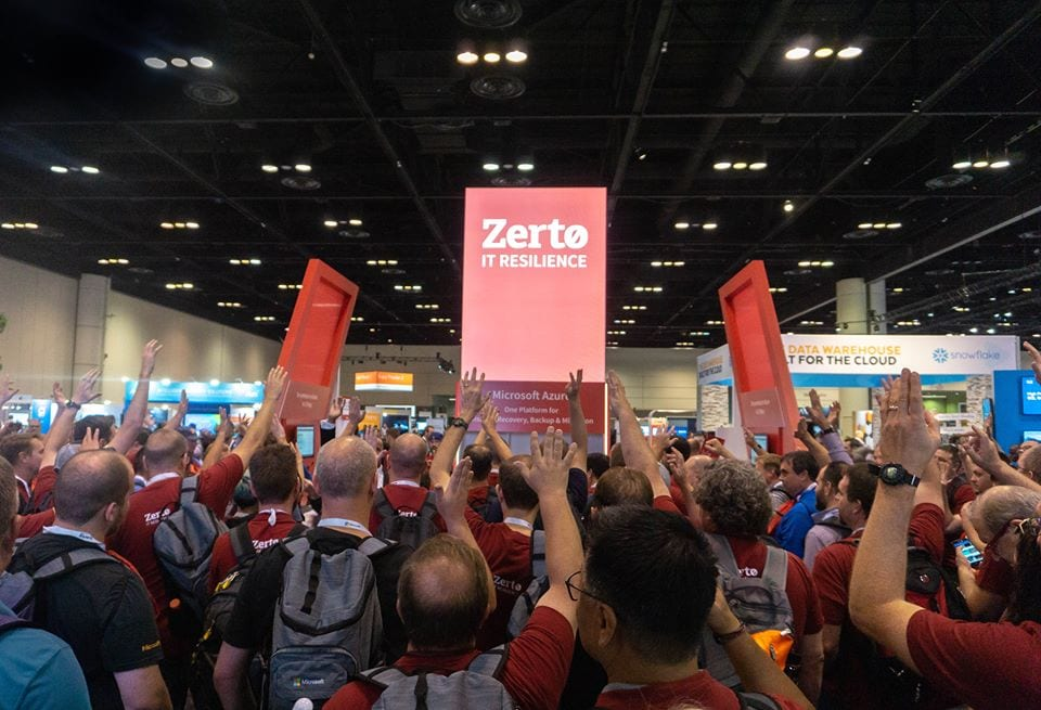@Rackspace Adds Zerto's Disaster Recovery as a Service to Its Portfolio