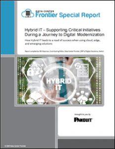 Hybrid Computing is Helping Redefine Modern IT Models