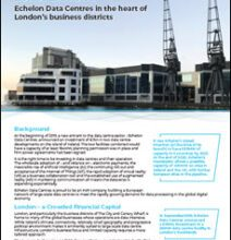Echelon Data Centres Explores London Data Center Growth and Possibilities 1