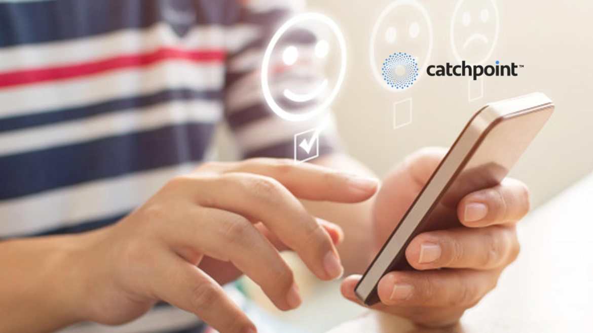 Catchpoint Named a Strong Performer by Independent Research Firm in End-User Experience Management