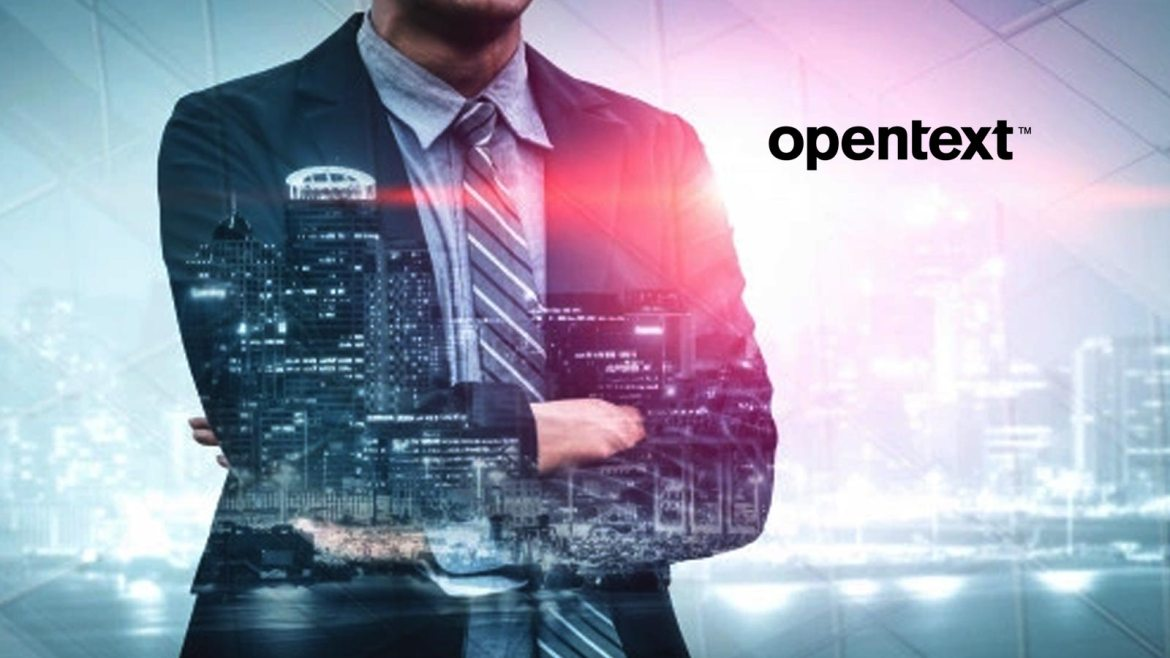 OpenText World 2020 Opens with a Focus on The Future of Business