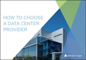Focus on What's Important to Your Organization When Choosing a Data Center Provider