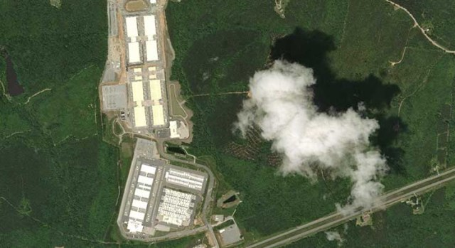 The Colossal Future Cloud: Land Deals Hint at Even Larger Data Centers 2