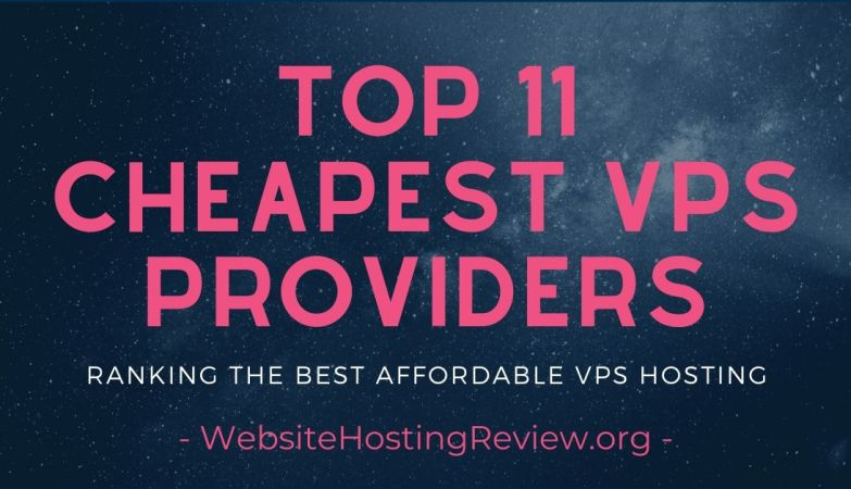 Top 7 Best VPS Hosting Services 2021 3