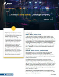 Cloud-Based Gaming Company Case Study 2