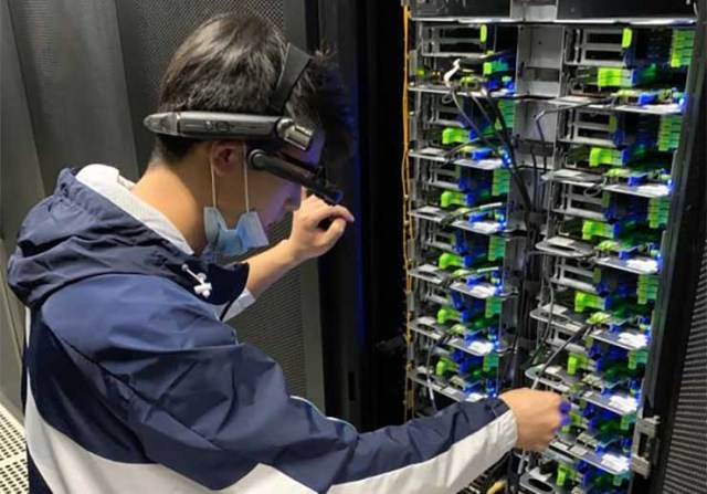 Microsoft Using Mixed Reality for Remote Audits of Azure Data Centers 2