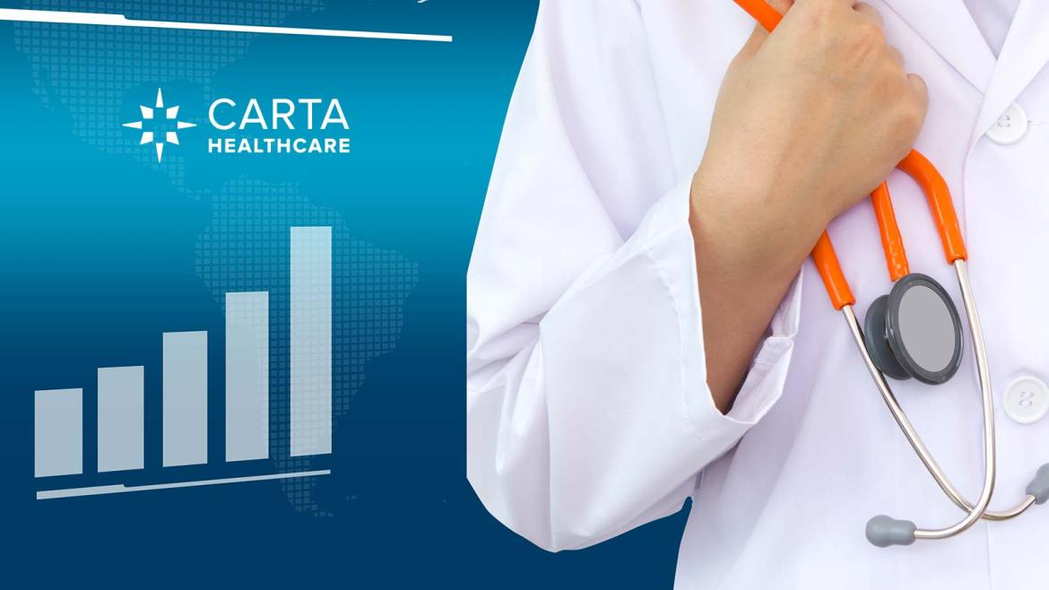 Carta Healthcare Announces Status as a Certified NCDR Software Vendor for the ACC CathPCI Registry
