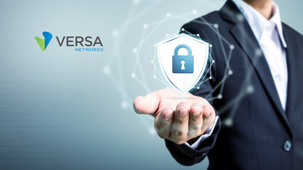 Versa Networks Secures $84Million In Series D Funding To Accelerate SASE Growth