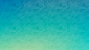 Polygon Background Turquoise