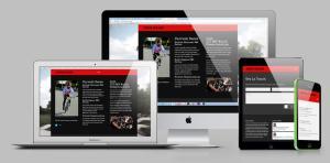 Lewis Holmes Website Visuals