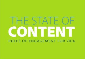 State of Content Header image