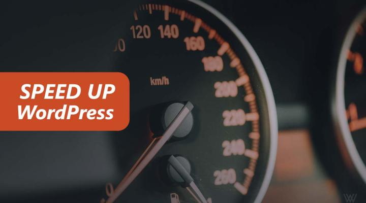 Speed Up WordPress: 10 Awesome Techniques