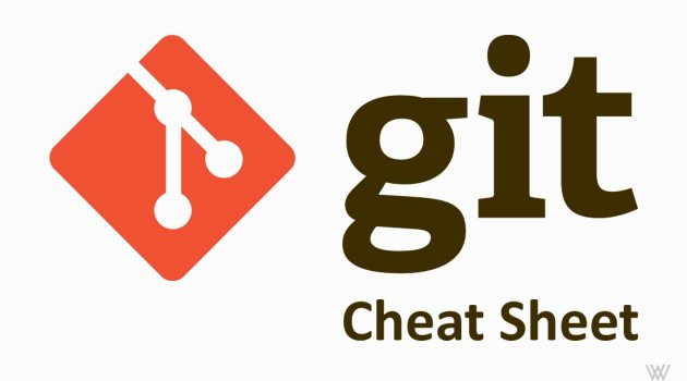 Git Commands list - Git Cheat Sheet