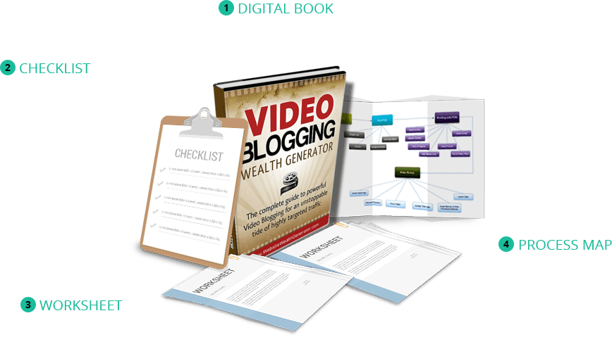 Vidio Blogging Wealth Generator