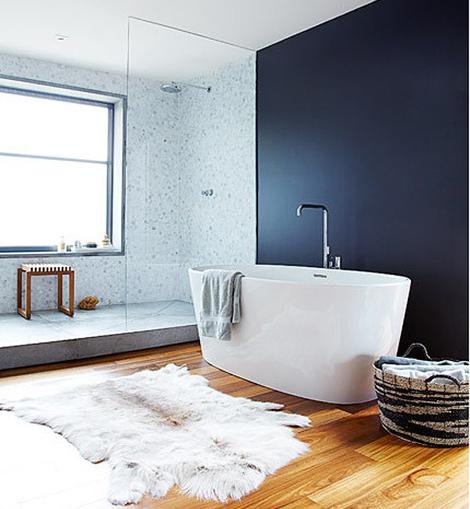 Bathroom inspiration via Pinterest  webstash