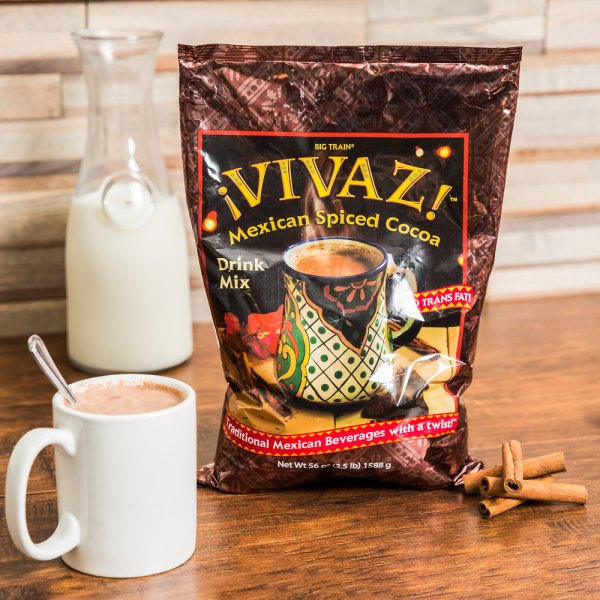 Mexican Hot Chocolate Drink Mix