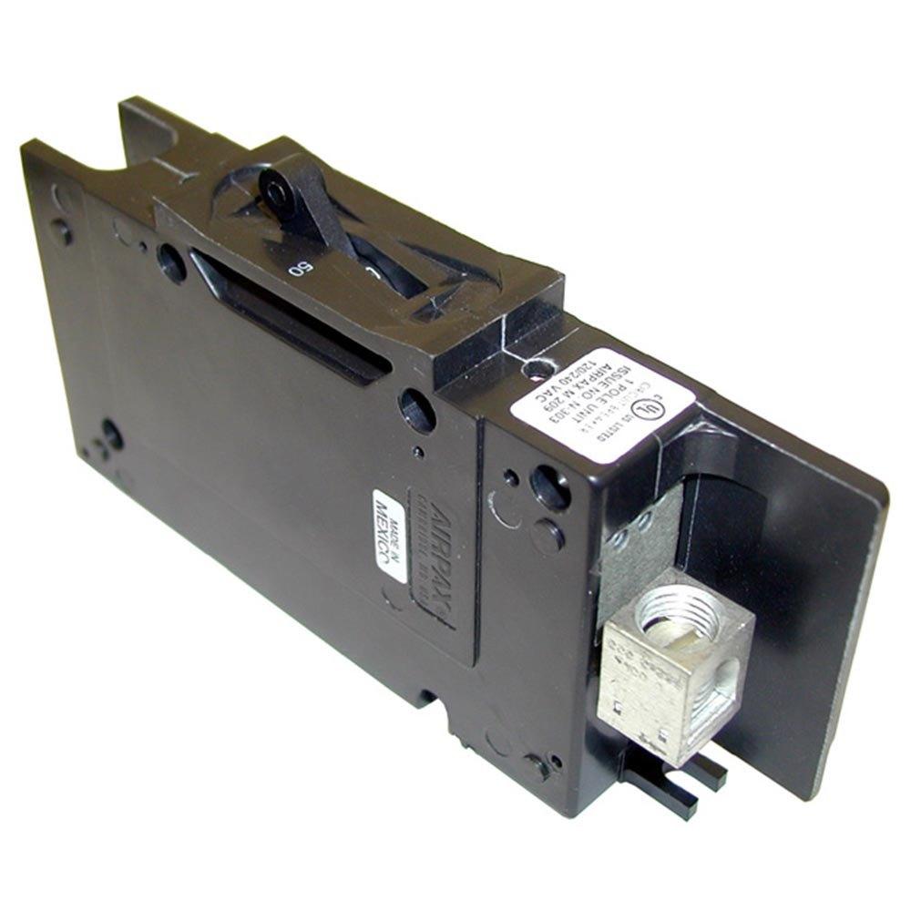 11150114 Equivalent 50 Amp Single Pole Circuit Breaker 208 240v