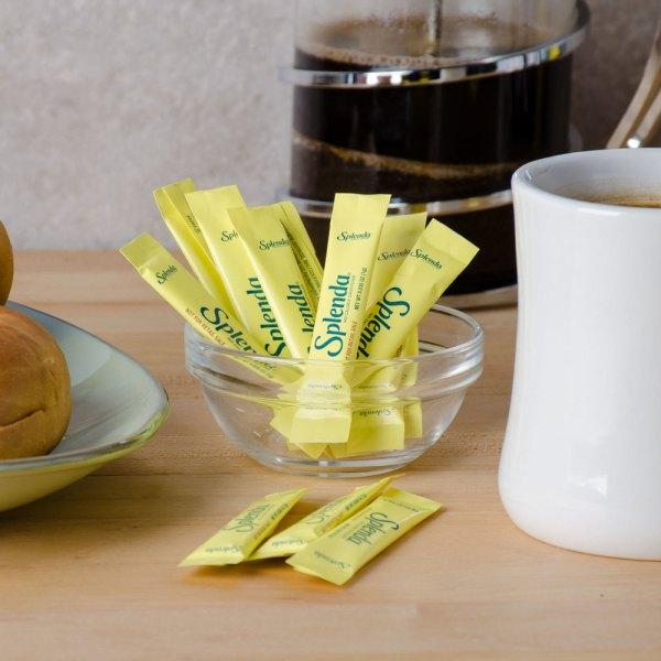 Splenda Sugar Substitute Sweetener Sticks - 2000 Case