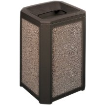 Rubbermaid 396700 Landmark Series Classic Container Sable